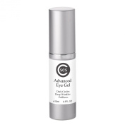 CSCS Advanced Eye Gel - BEST AND MOST EFFECTIVE eye cream for dark circles, puffiness, wrinkles and bags