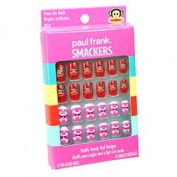 Paul Frank Smackers Girls False Fake Press On Nails