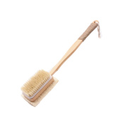 SEEKO Double Loofah Bristles Bath Brush TFA676