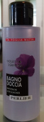 Perlier La Voglia Matta Violet and Licorice Shower Gel Travel Size-100ml
