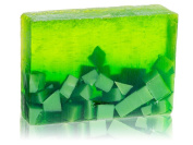 Sparta Soaps Handmade Glycerin Soap Bar - Green Melon