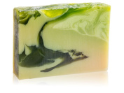 Sparta Soaps Handmade Cream Soap Bar - Almond