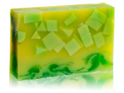 Sparta Soaps Handmade Cream Soap Bar - Grapefruit / Green Tea