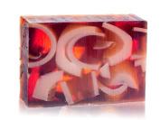 Sparta Soaps Handmade Glycerin Soap Bar - Vanilla / Ylang Ylang / Patchouli