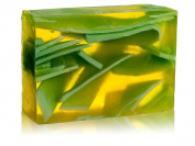 Sparta Soaps Handmade Glycerin Soap Bar - Lemongrass