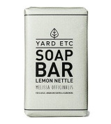 Soap Bar Lemon Nettle 225 g by Yard Etc