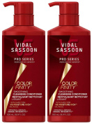 Vidal Sassoon ColorFinity Cleansing Conditioner - 500ml - 2 pk