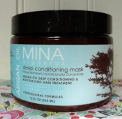Mina Organics Argan Oil Deep Conditioning Mask, 350ml