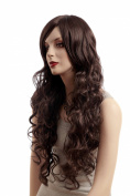 Long Brown Wigs for Women Hair Weaves Sexy European Hair Wigs Heat Resistant Wigs Shops Cheap Wig Online D0010