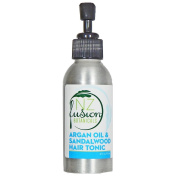 NZ Fusion Botanicals Argan Oil and Sandalwood Hair Tonic