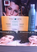 Tricogen Lotion 12x8ml Plus 515 Normalising Shampoo 250ml