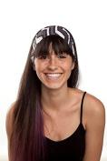 Violet Love Generous Headband