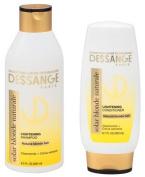 Dessange Paris Solar Blonde Naturale Bundle - Lightening Shampoo- 250ml and Lightening Conditioner- 200ml