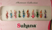 PACK OF 10 exquisite INDIAN BINDIS