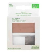Almay Pure Blends Bronzer, No. 300 Sunkissed, 5ml by Almay Pure Blends Bronzer, No. 300 Sunkissed, 0.15