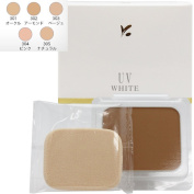 JUPON COSMETICS Natural sweet white UV Refill (with puff) 301 Ochre