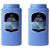 Felce Azzura Talco Classico Made in Italy -2 - 17.64 - Ounce Containers - Talcum Powder