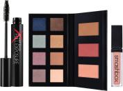 Smashbox Minibox Palette Eyeshadow, Blush, Lipgloss & Mascara