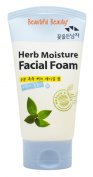 The Flower Men Herb Moisture Facial Foam Cleansing 120ml