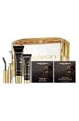 Napoleon Perdis Glow and Go! Pack ~ Mascara ~ Lip Service ~ Auto Pilot Pre-foundation Primer ~ Makeup Remover Wipes & Renewal Serum