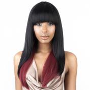 ISIS BROWN SUGAR Human Blended Full Wig - BS103