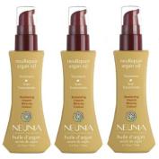 Neuma Argan Treatment, 2.4 Fluid Ounce Set of 3