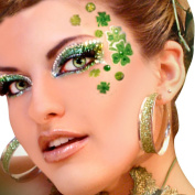 Xotic Eyes Clover Face Piece Adult Accessory Size One-size
