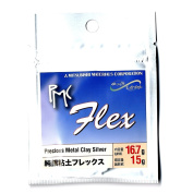 PMC Flex Metal Clay Silver 15gram