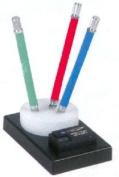 Craft Knife Holder w/15 Blades & Dispenser