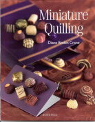 Miniature Quilling Craft Book