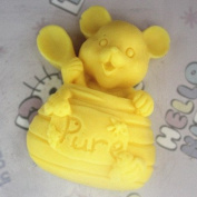 C153 Craft Art Silicone DIY Soap Moulds Hamdmade Cake Moulds