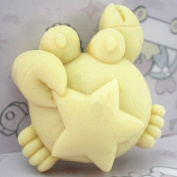 C197craft Art Silicone DIY Soap Moulds Hamdmade Cake Moulds