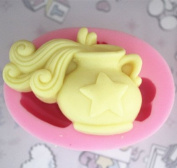 C204 Craft Art Silicone DIY Soap Moulds Hamdmade Cake Moulds