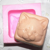 C299 Craft Art Silicone DIY Soap Moulds Hamdmade Cake Moulds