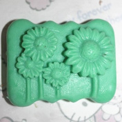 C284 Craft Art Silicone DIY Soap Moulds Hamdmade Cake Moulds