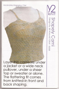 Shapely Cami - Y2Knit Knitting Pattern