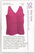 Flirty Tank - Y2 Knit Knitting Pattern