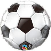90cm Soccer Ball Mylar Balloon - Huge 0.9m Mylar Balloon