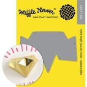 Waffle Flower Die-3D Diamond Template