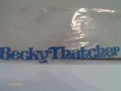 Becky Thatcher Die Cut