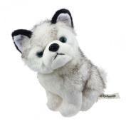 Sankuwen® Soft Stuffed Husky Dog Baby Kids Child Plush Toy
