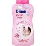 D-Nee Pure, Baby Powder, Pink Berry, 180 g