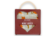 Milkbarn Muslin Mini Lovey Blanket