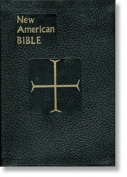 Black St Joseph NABRE - Gift Edition