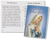 Contemporary Cover Pocket Prayer Book Paperback 64 pgs, 6.4cm x 8.6cm H