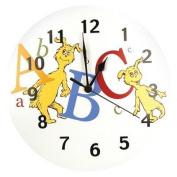Trend Lab Seuss ABC Wall Clock