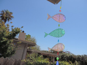 Mazaa Hanging Fish Decoration - Handmade in India!