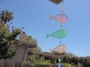 Mazaa Hanging Fish Decoration - Handmade in India!
