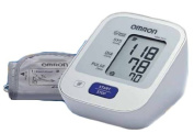 Omron Hem-7121 Blood Pressure Monitor 16 X 11 White::Blue