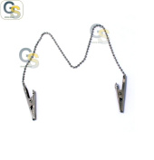 G.S 1 NAPKIN HOLDER WITH METAL CHAIN DENTAL INSTRUMENTS